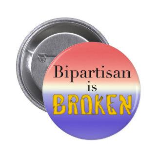 Bipartisan is Broken Button