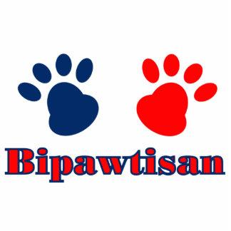 Bipawtisan Politics Photo Sculpture Decoration