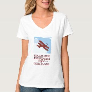 Biplane T-Shirt