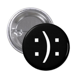 Bipolar 3 Cm Round Badge