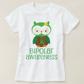 Bipolar Awareness Gift Idea T-Shirt