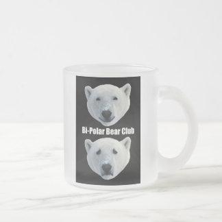 Bipolar Bear Club frosty mug