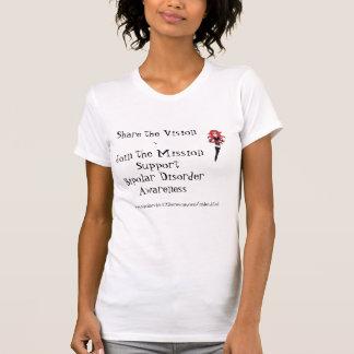 Bipolar Chick Awareness TShirt