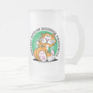 Bipolar Disorder Cat Coffee Mug