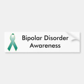 Bipolar DisorderAwareness Bumper Sticker