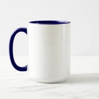 bipolar polar bears coffee mug
