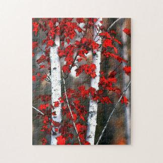 Birch #2 jigsaw puzzle