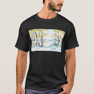 Birch and bunny T-Shirt