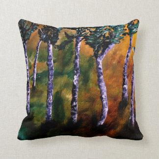 Birch Forest Pillow