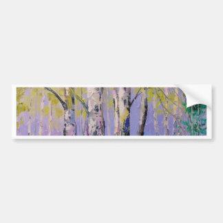Birch grove bumper sticker