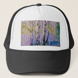 Birch grove trucker hat