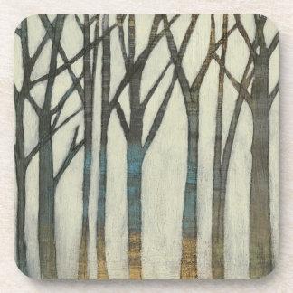 Birch Line I Coasters