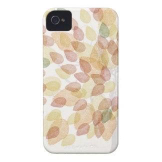 Birch Tree in Fall Colors iPhone 4 Case-Mate Case