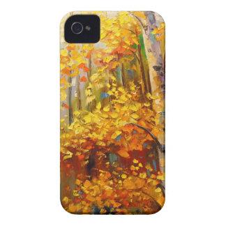 Birch trees iPhone 4 Case-Mate case