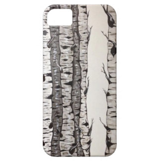 Birch Trees iPhone 5 Cover