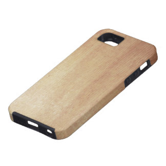 Birch Wood Print iPhone 5 Covers