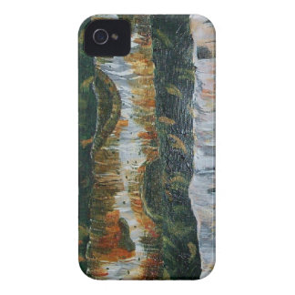 Birch Woods iPhone 4 Case-Mate Cases