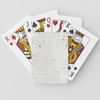 Birchbark Playing Cards