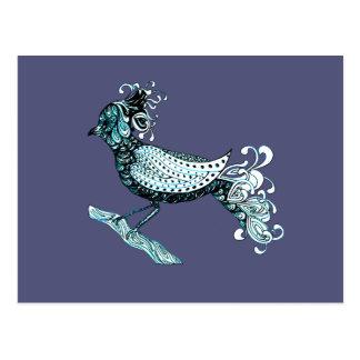 Bird 2a postcard