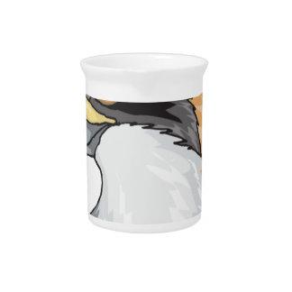 bird #4 pitcher