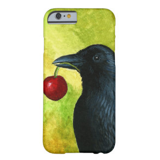 Bird 55 Crow Raven Case for Iphone 6