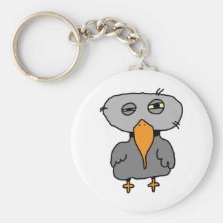 Bird 7 key ring