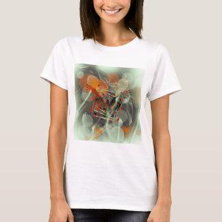 Bird Abstract T-Shirt