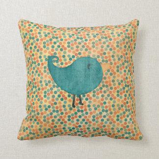 Bird American MoJo Pillow