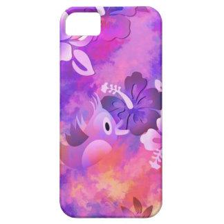 Bird among Flowers iPhone 5 Covers