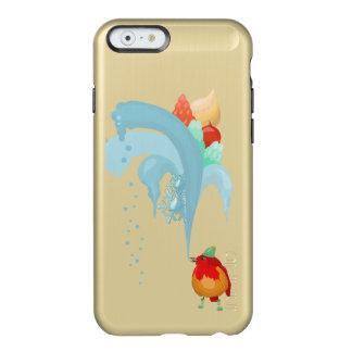 Bird and ice-cream incipio feather® shine iPhone 6 case