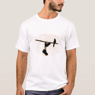 bird and shoes T-Shirt