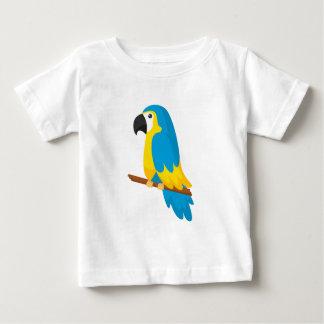bird art design colorful cool baby T-Shirt
