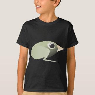 bird- art inspiration black white design T-Shirt