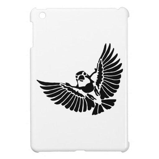 Bird Art Silhouette iPad Mini Case