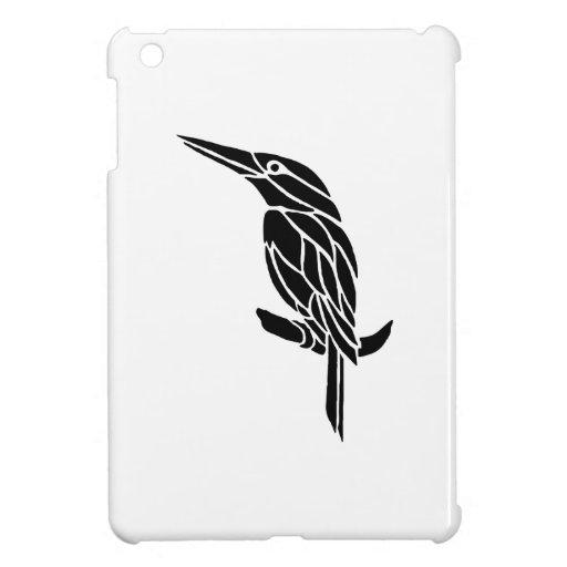 Bird Art Silhouette iPad Mini Cover