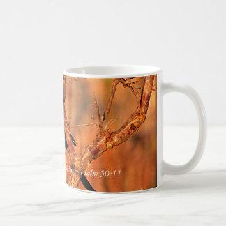 Bird at Dawn Mug