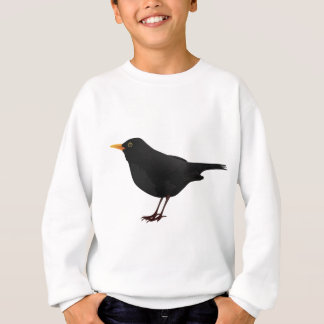 bird beautiful pattern fashion style rich looks sweatshirt