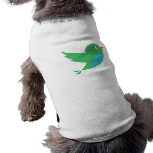 Bird bird dog tshirt