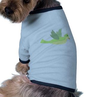 Bird bird doggie t-shirt