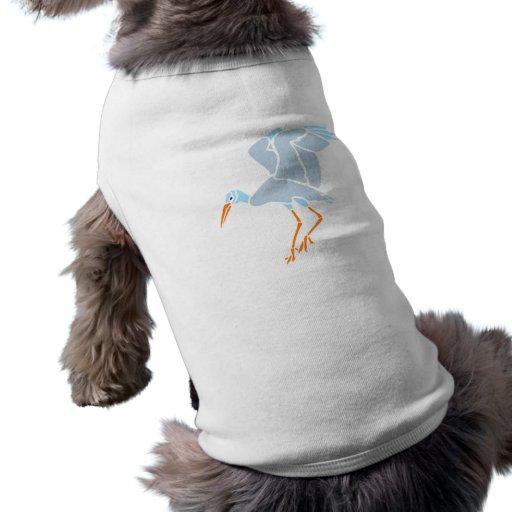 Bird bird dog tee shirt