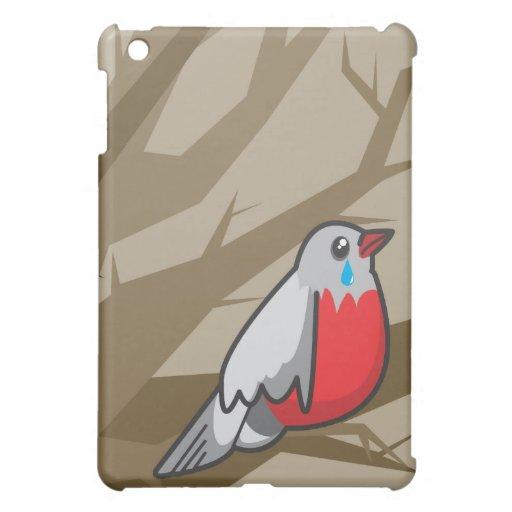 bird_brown iPad mini cover