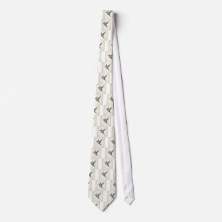Bird business tie