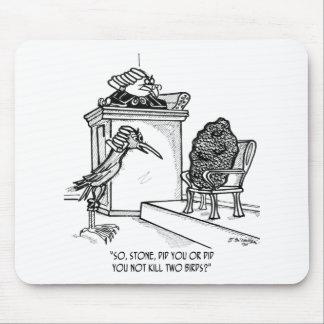 Bird Cartoon 2021 Mouse Pad