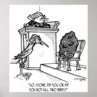Bird Cartoon 2021 Poster