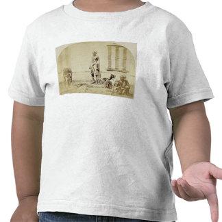 Bird-Catchers, Low Caste Hindus in Delhi, 19th cen Shirt