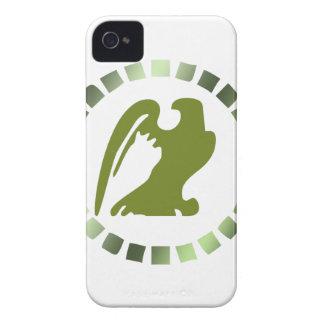 bird circle iPhone 4 cases