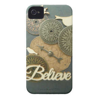 Bird Compass steampunk True North photography Case-Mate iPhone 4 Cases