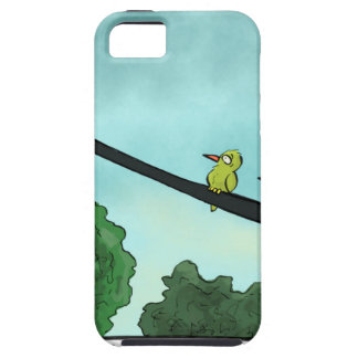 Bird Cut the Cable iPhone 5 Case