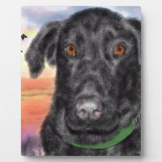 Bird dog plaque
