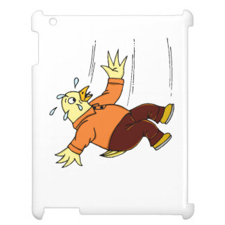 Bird Falling Cover For The iPad 2 3 4